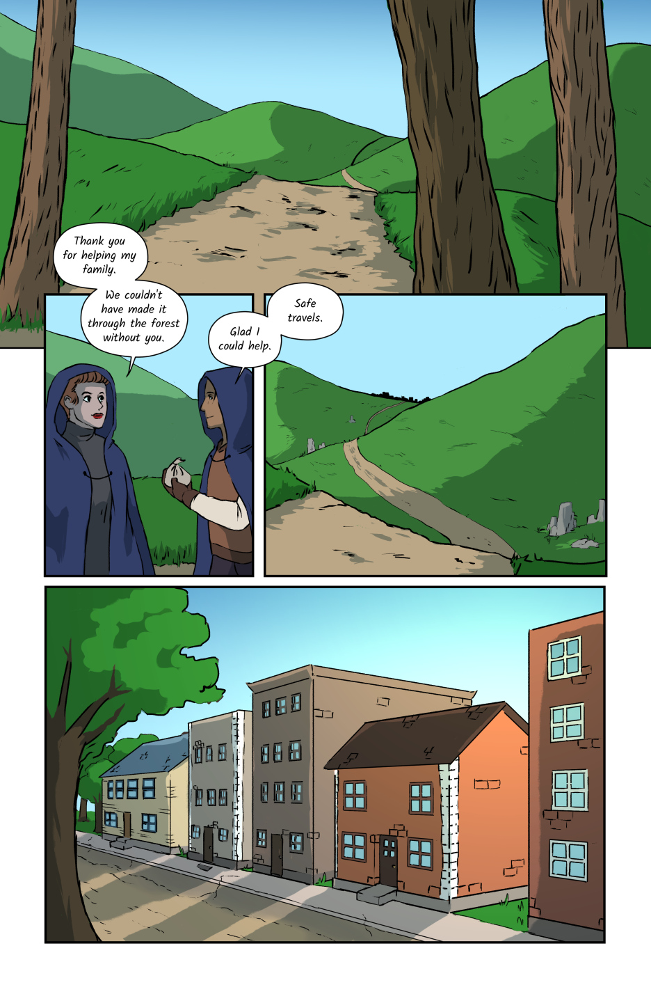Ghost Town Page 3