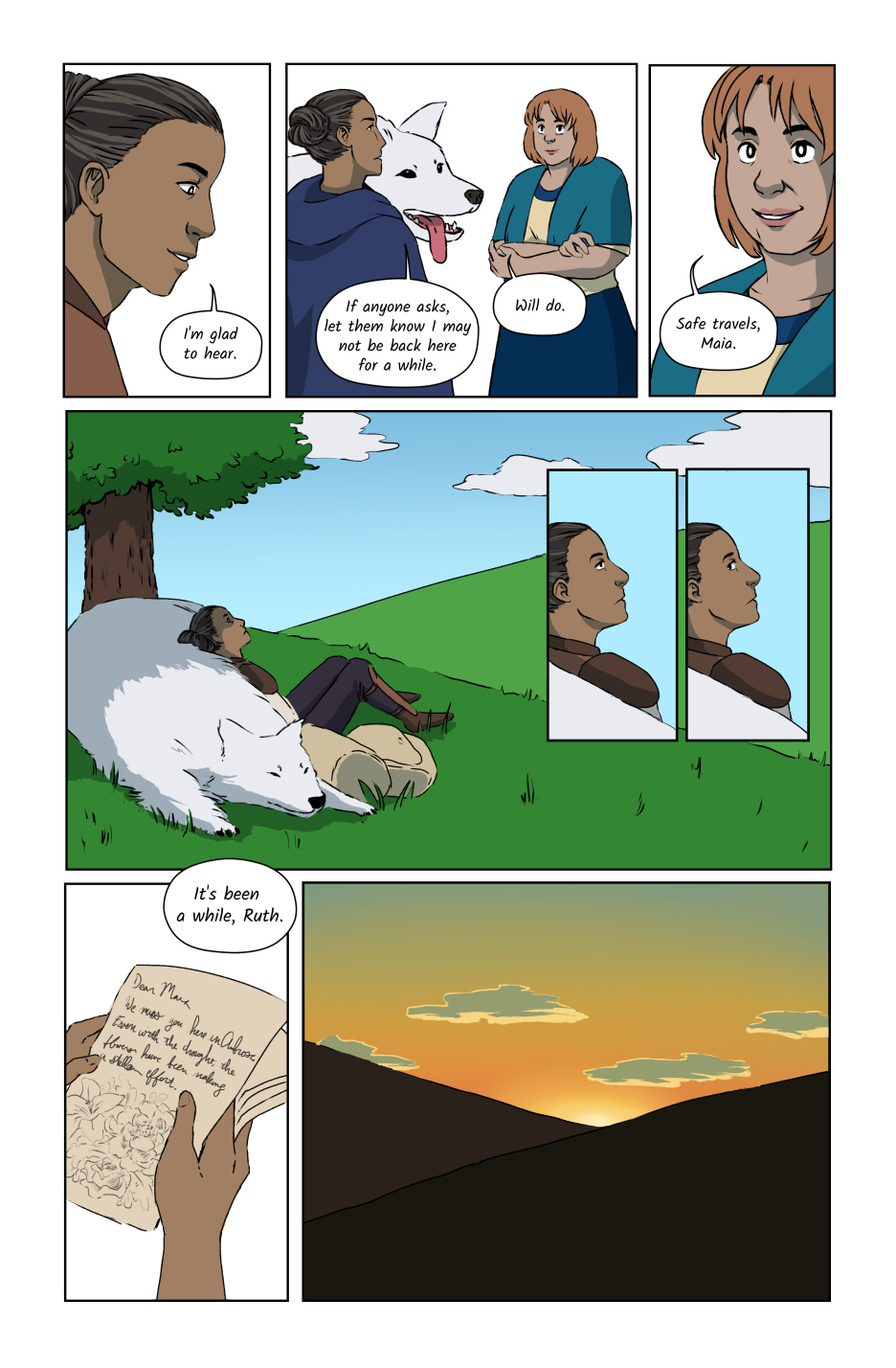 Ghost Town Page 6