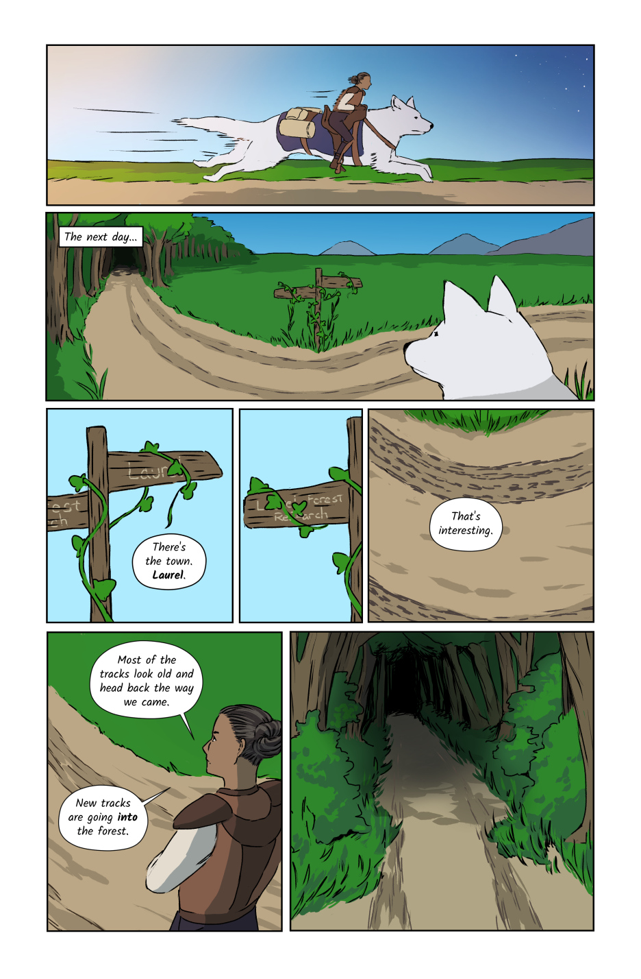 Ghost Town Page 7