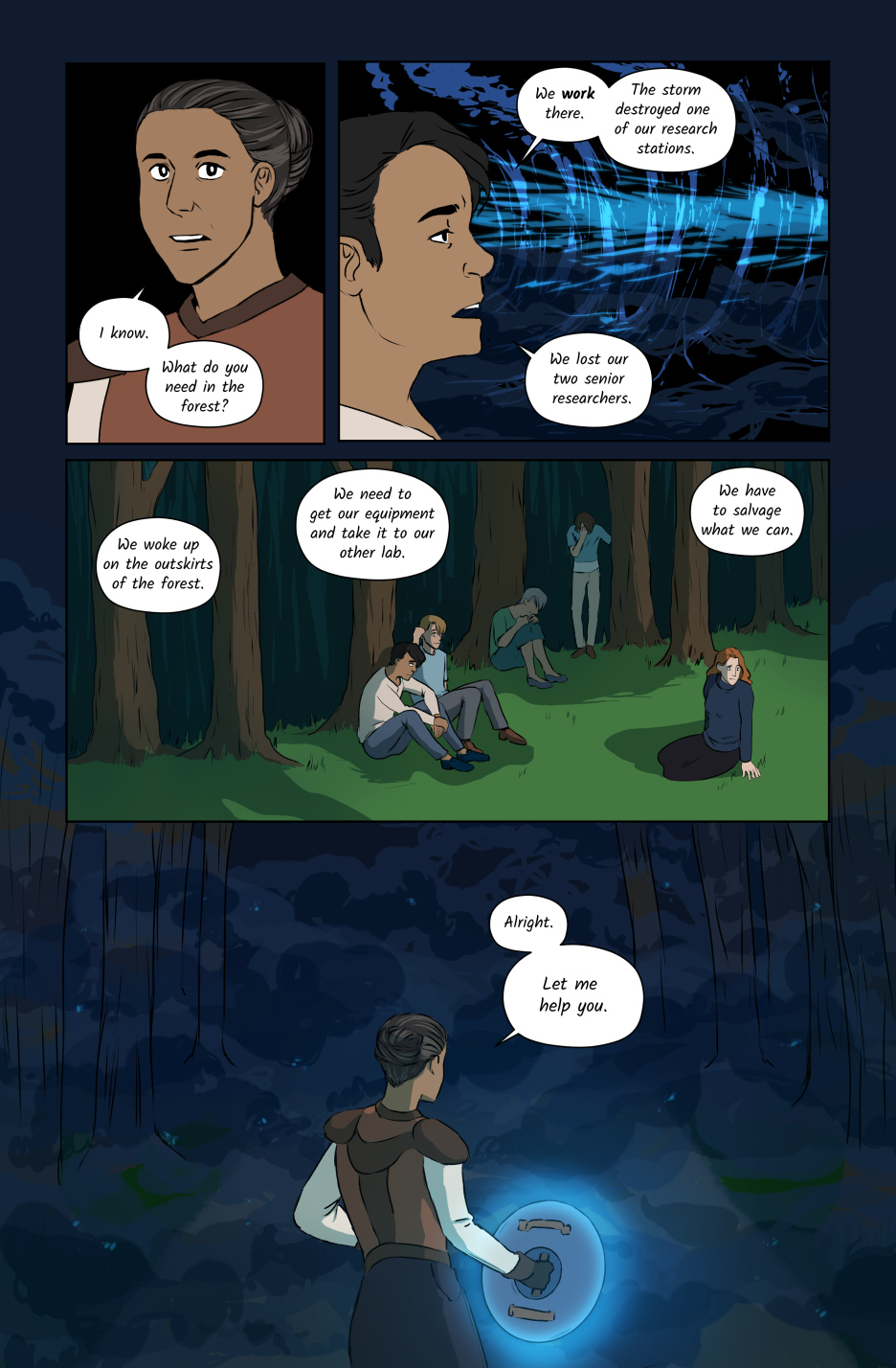 Ghost Town Page 9