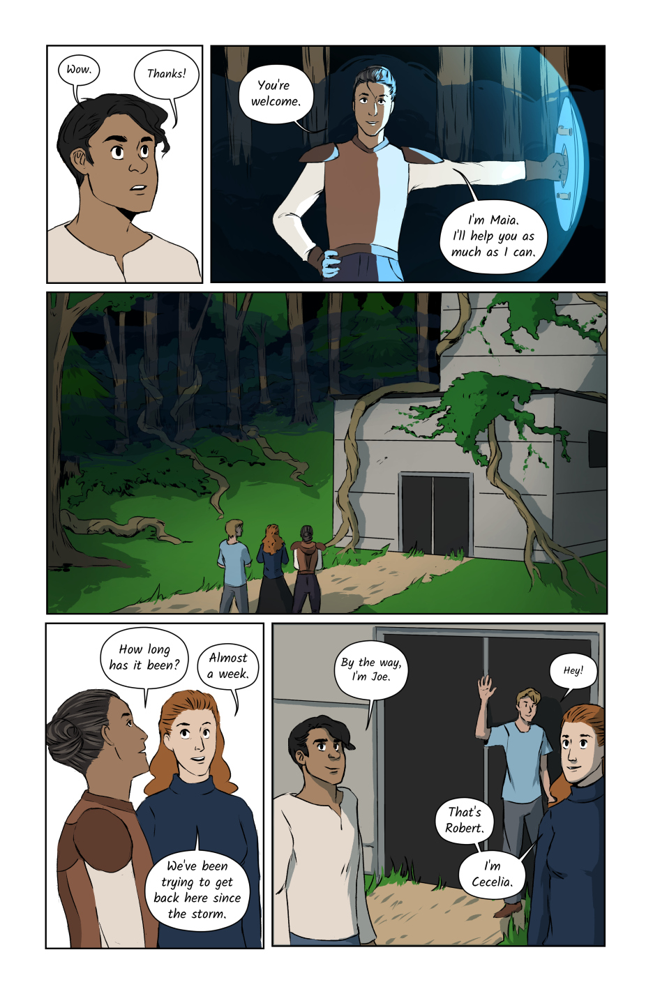 Ghost Town Page 11
