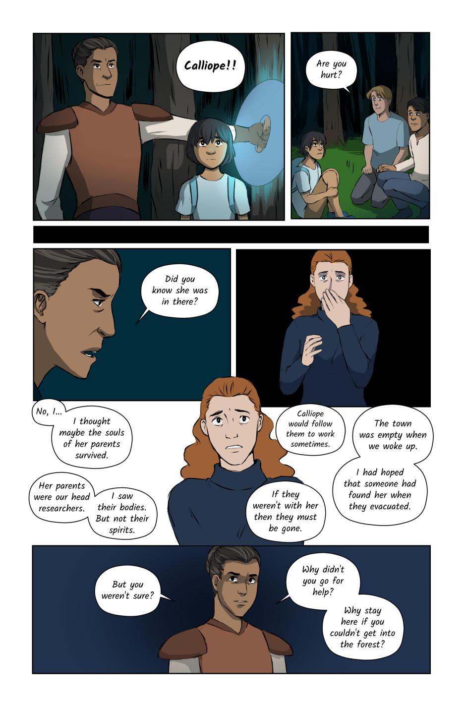 Ghost Town Page 17