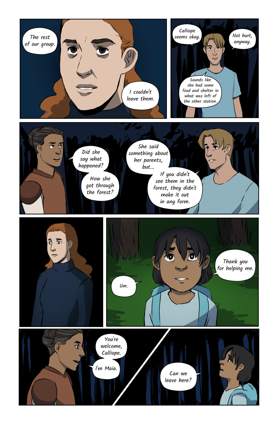 Ghost Town Page 18