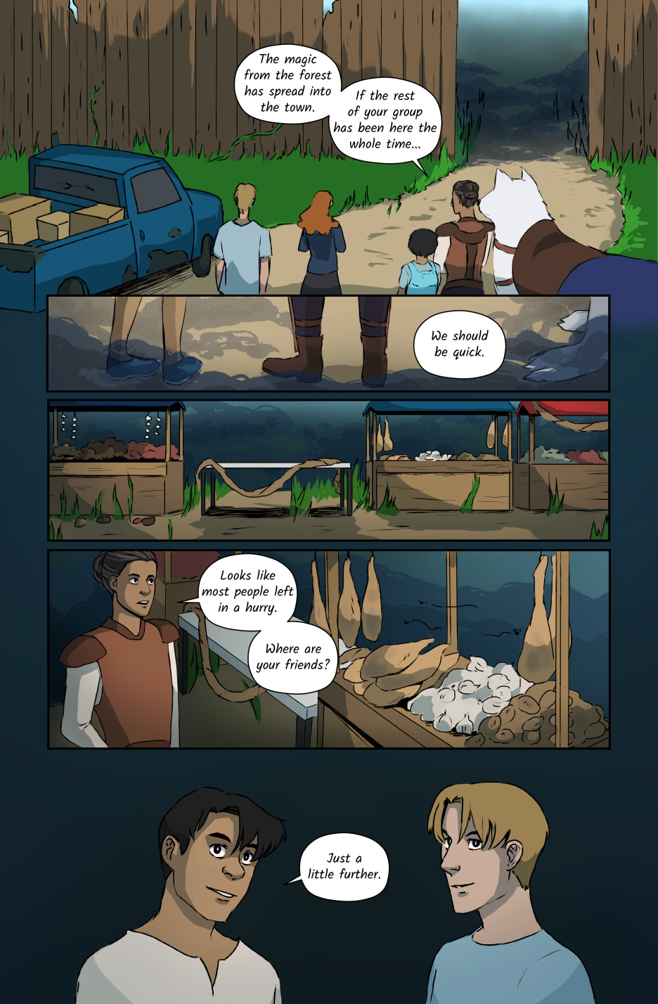 Ghost Town Page 19