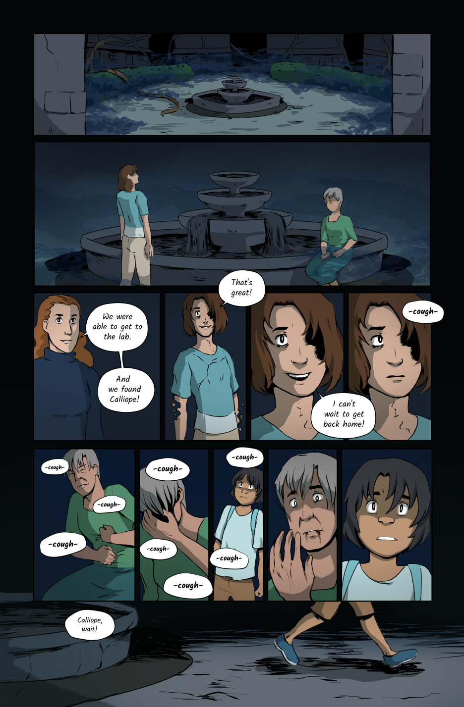 Ghost Town Page 20