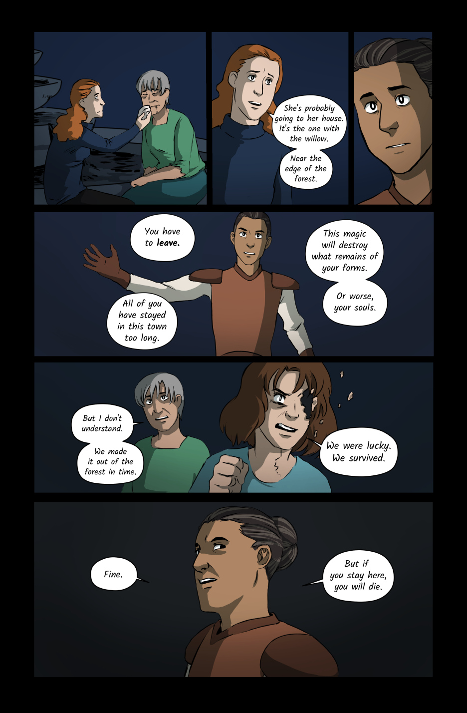 Ghost Town Page 21