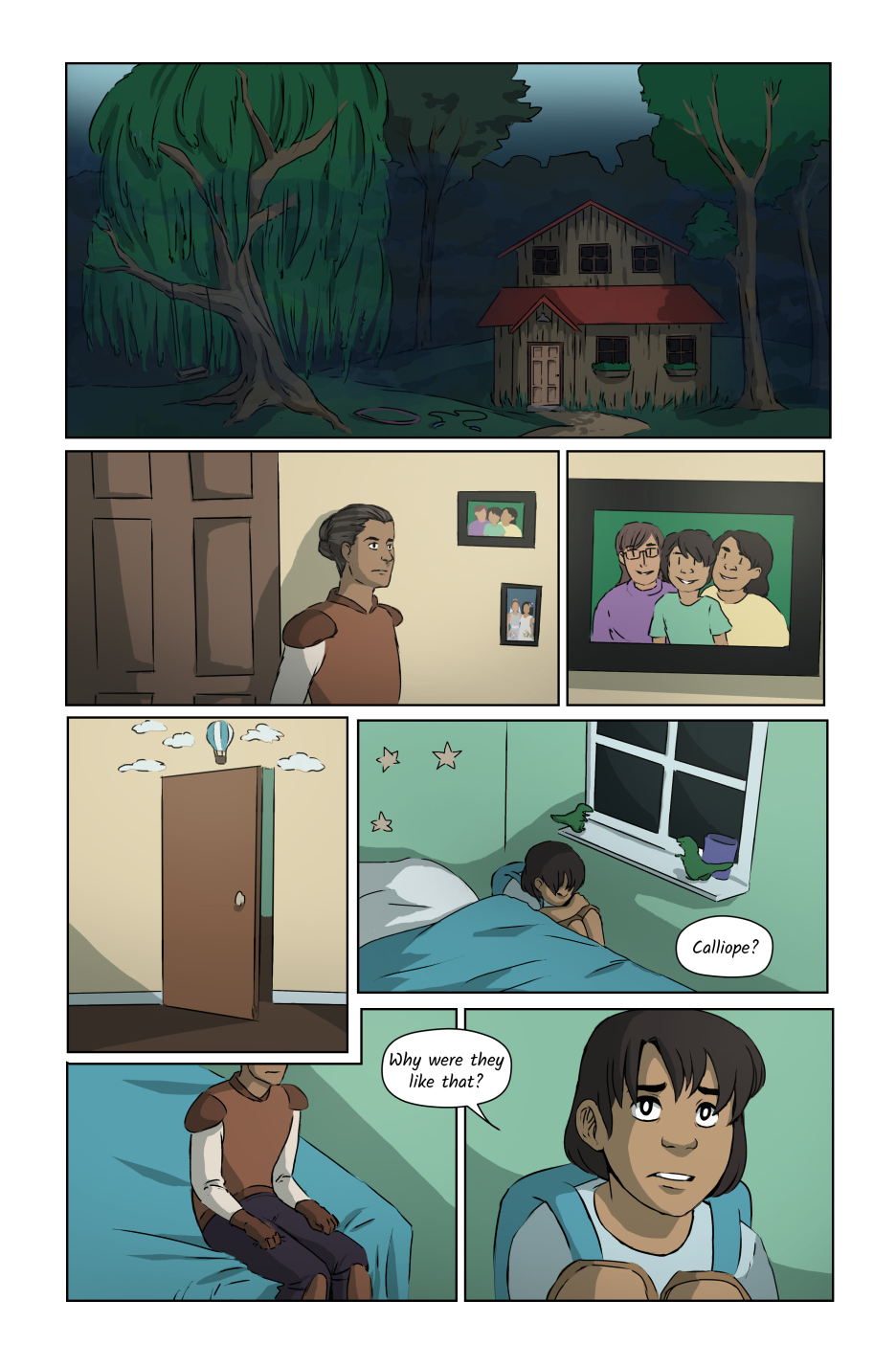 Ghost Town Page 22