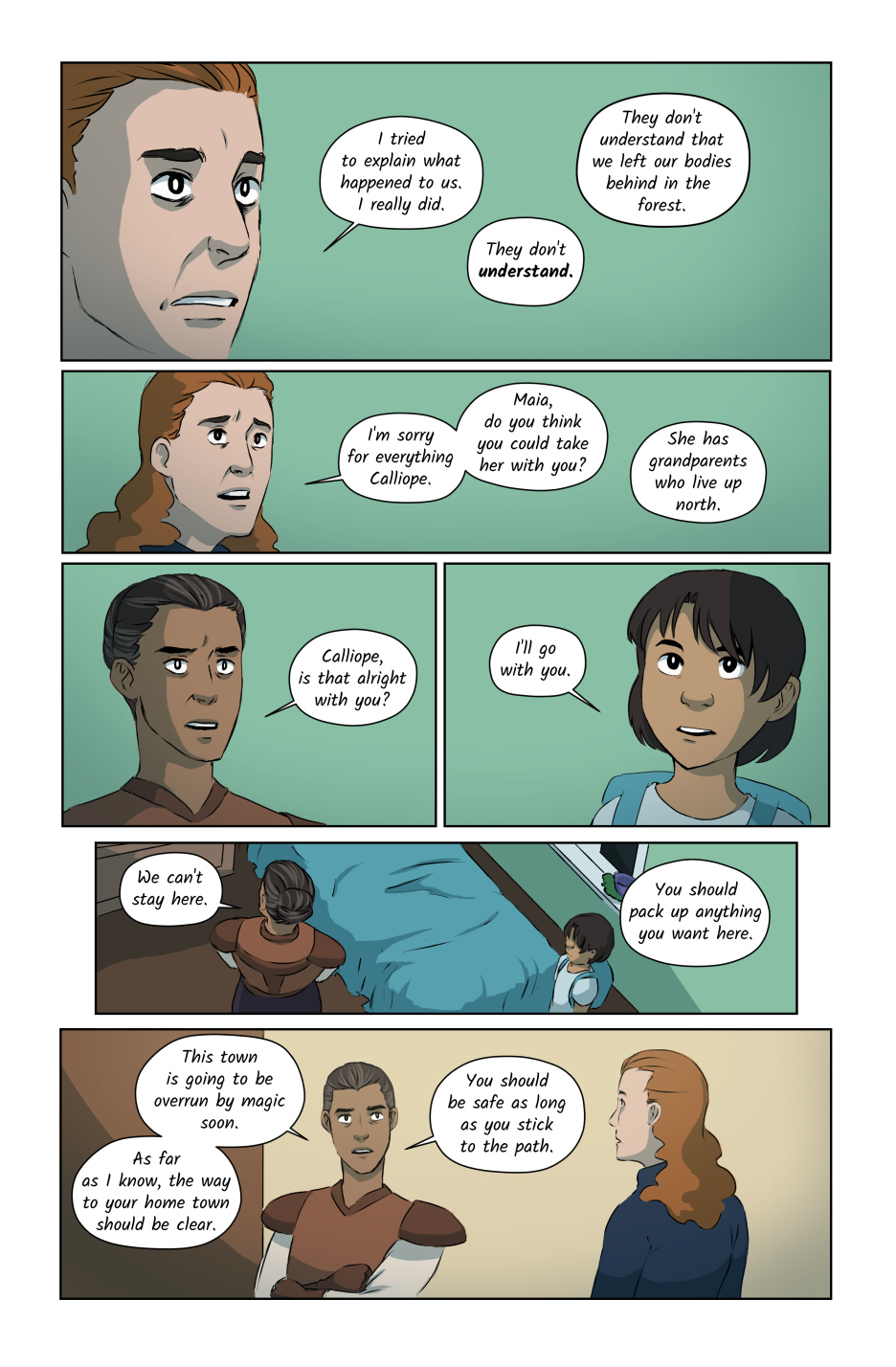 Ghost Town Page 24