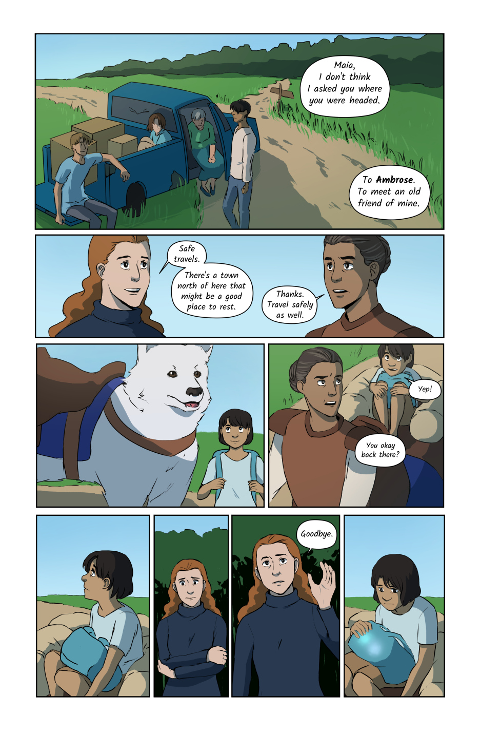 Ghost Town Page 26