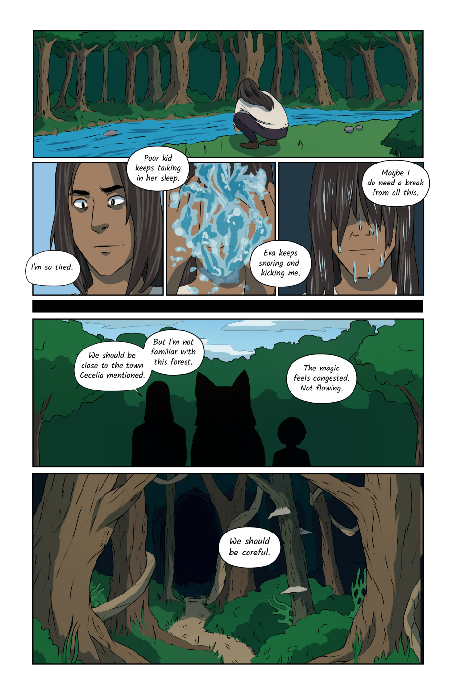 The Woods Page 11