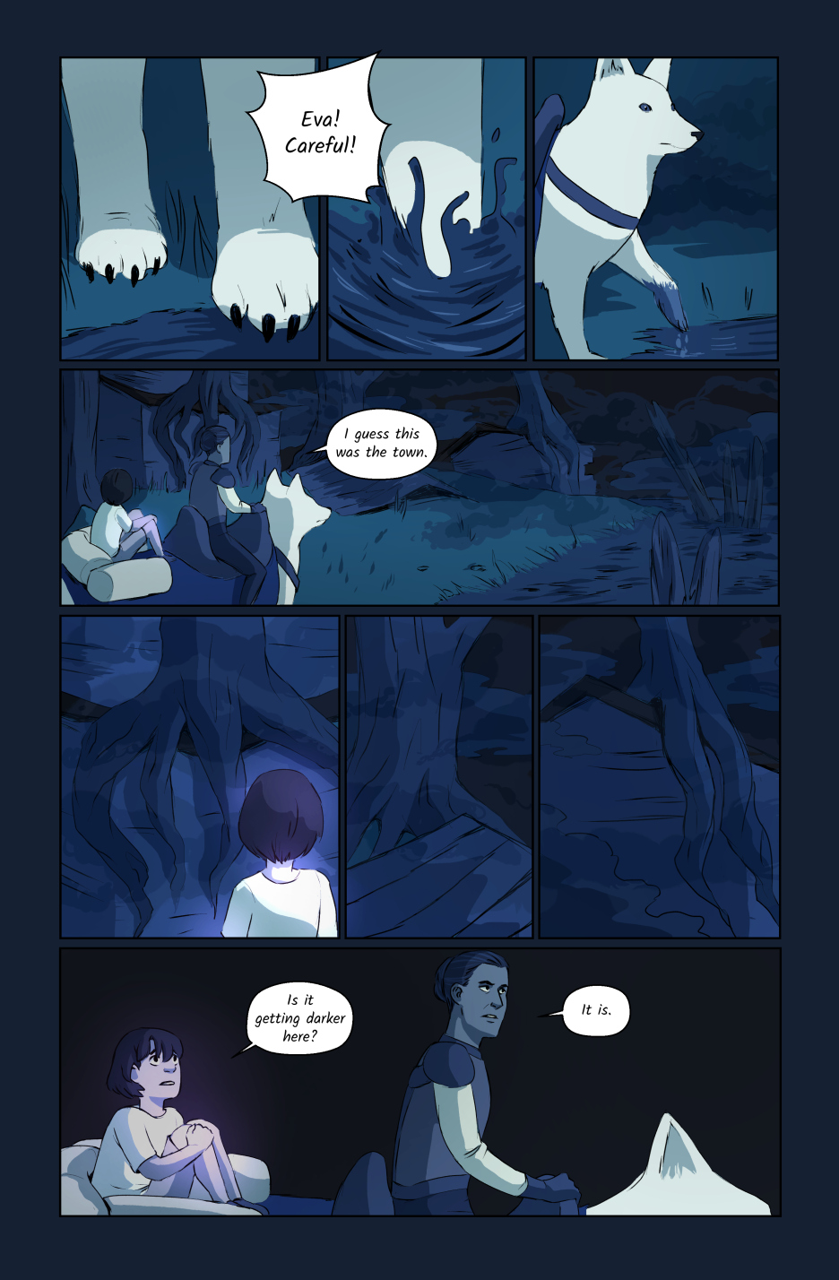The Woods Page 13