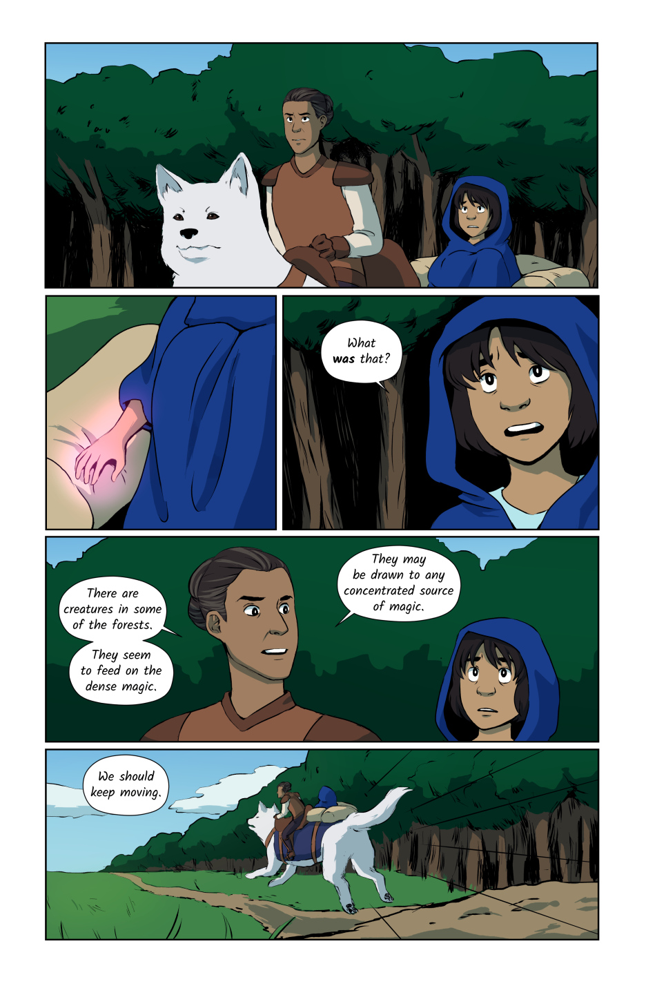 The Woods Page 15