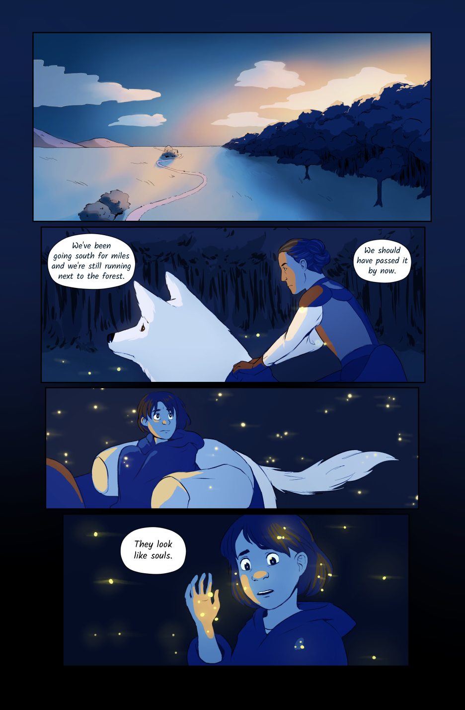The Woods Page 16