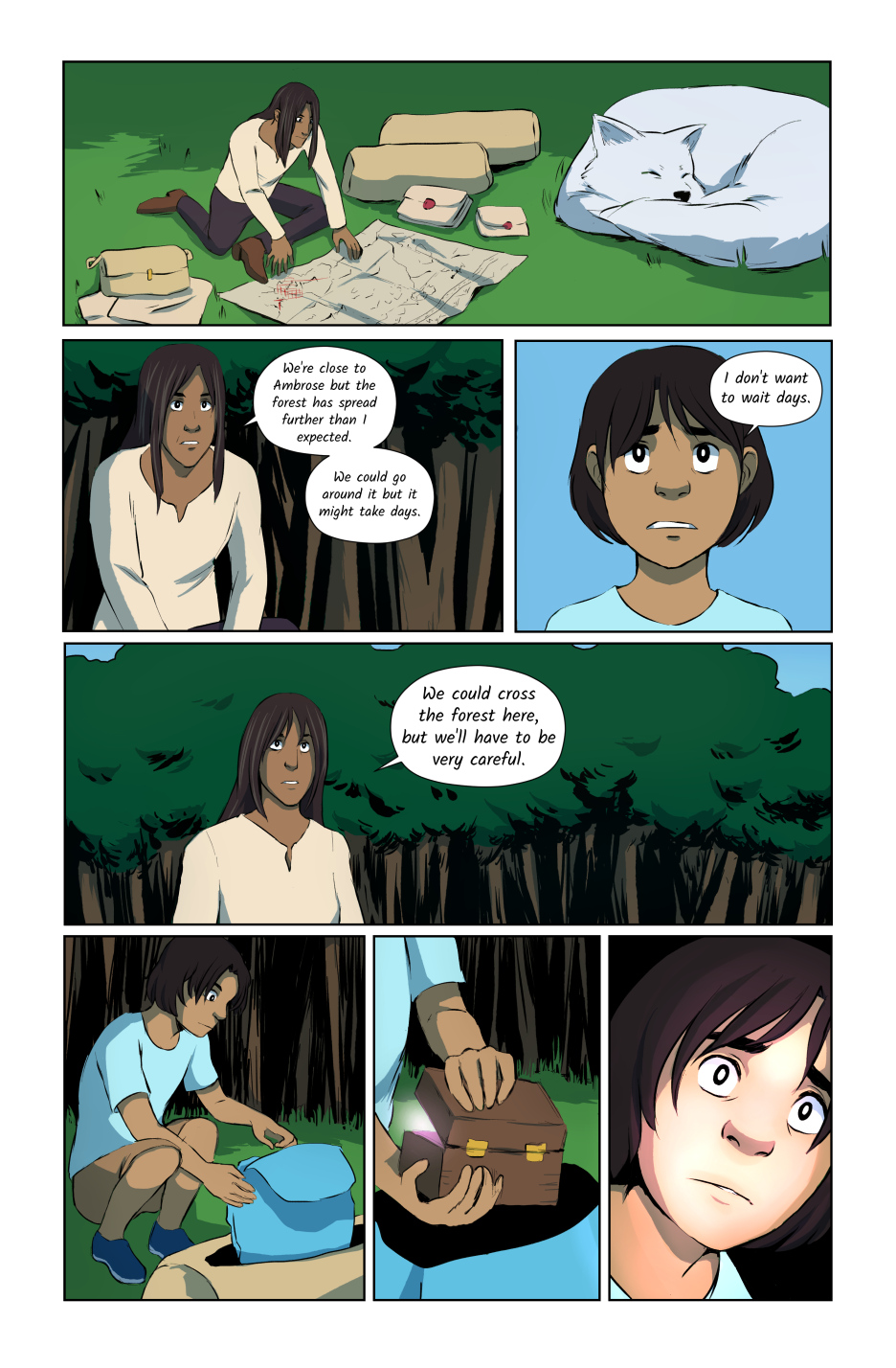 The Woods Page 18