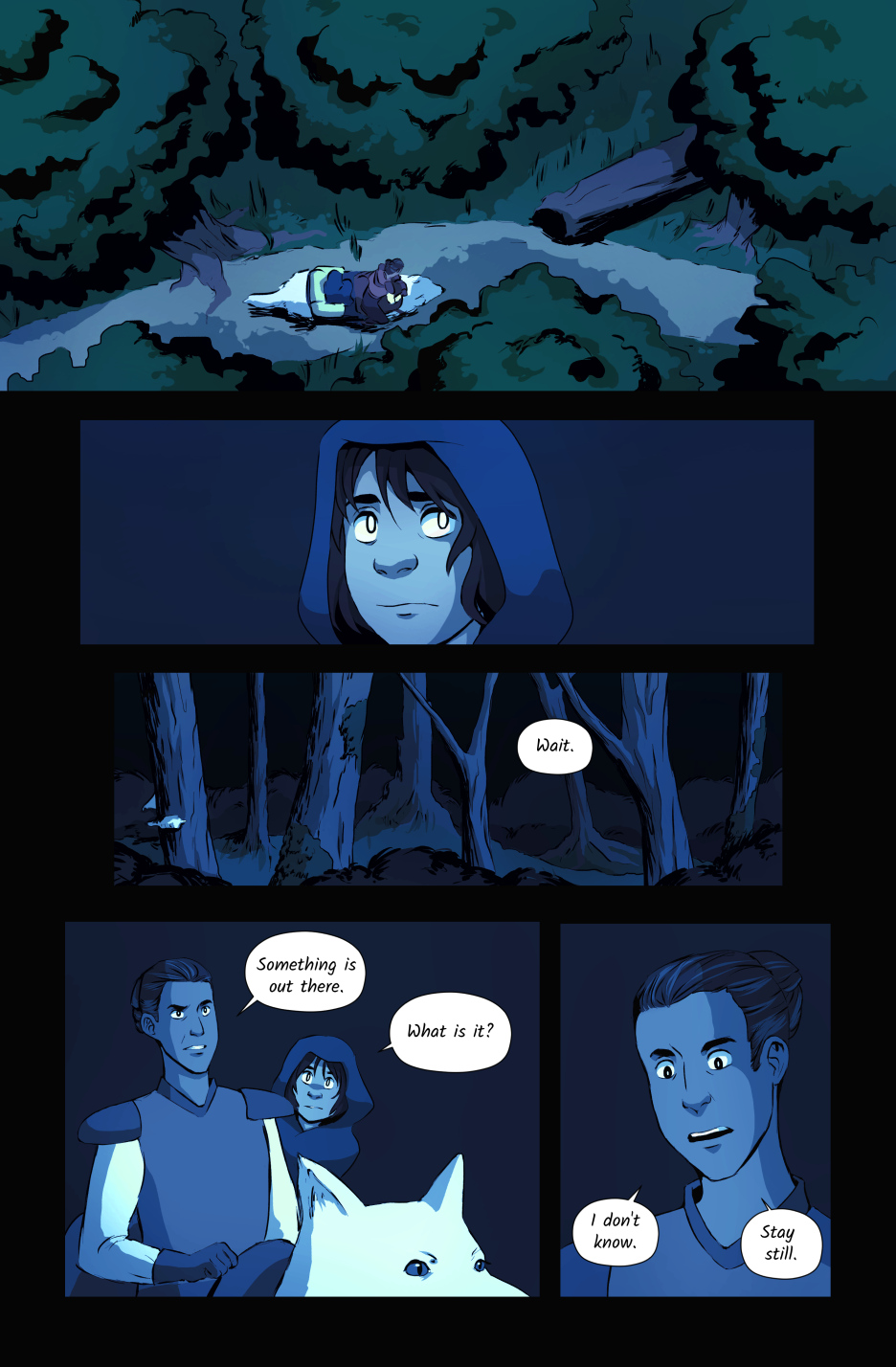 The Woods Page 19