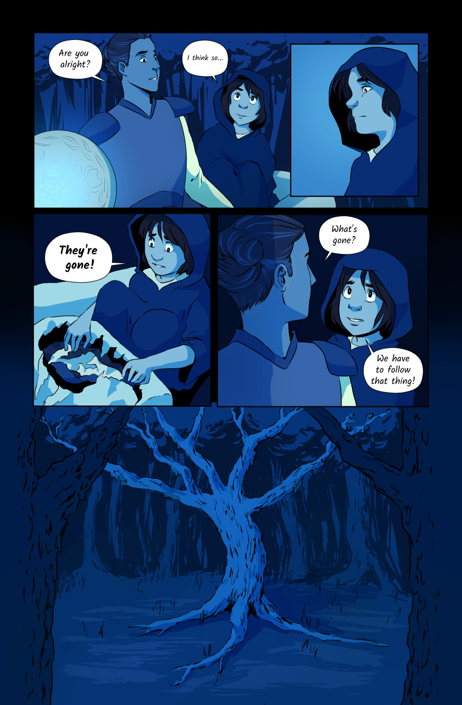The Woods Page 21