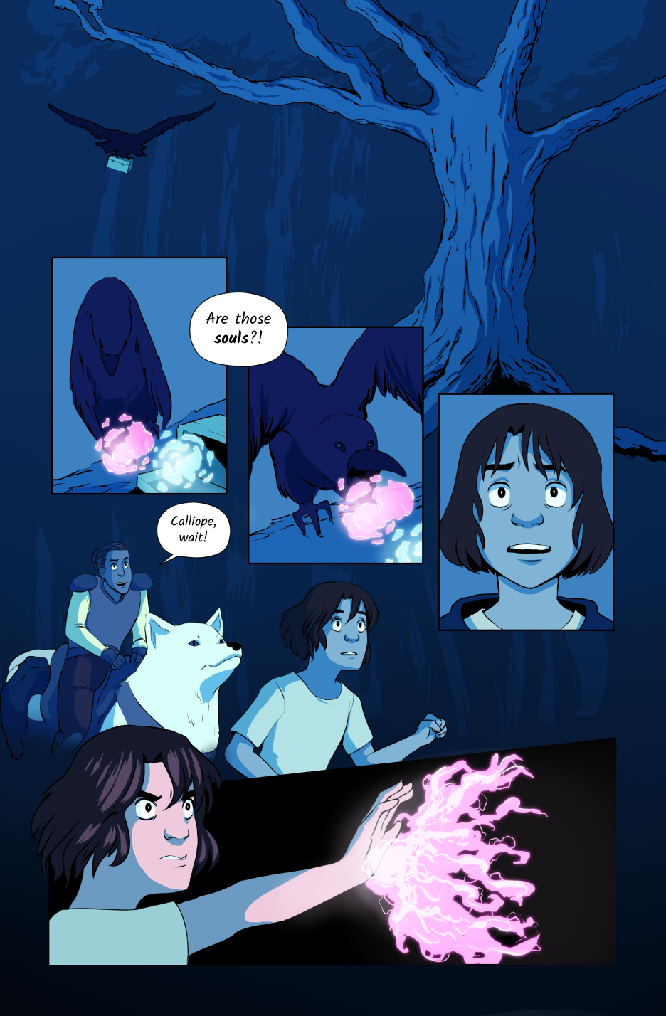 The Woods Page 22