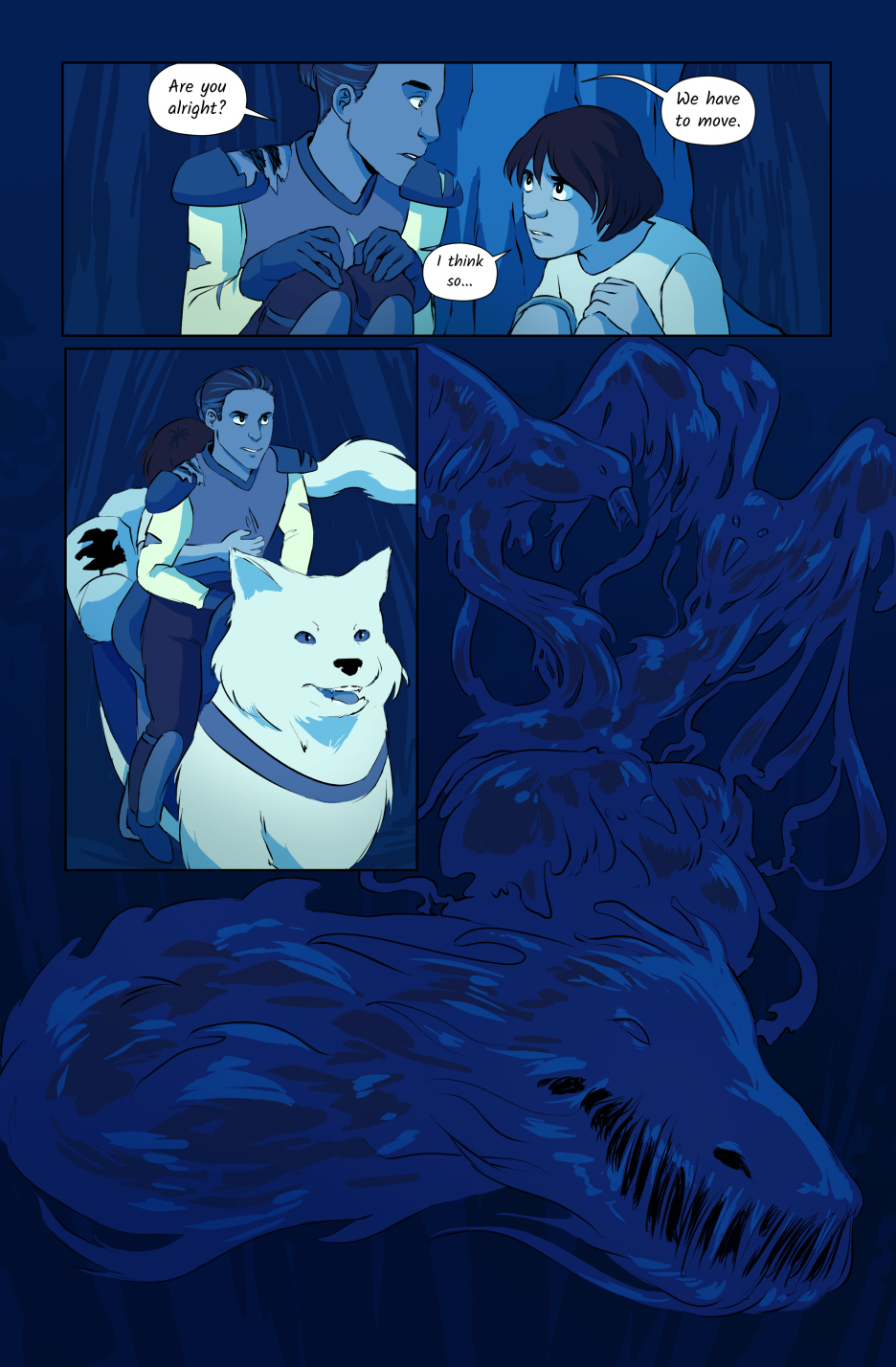 The Woods Page 26