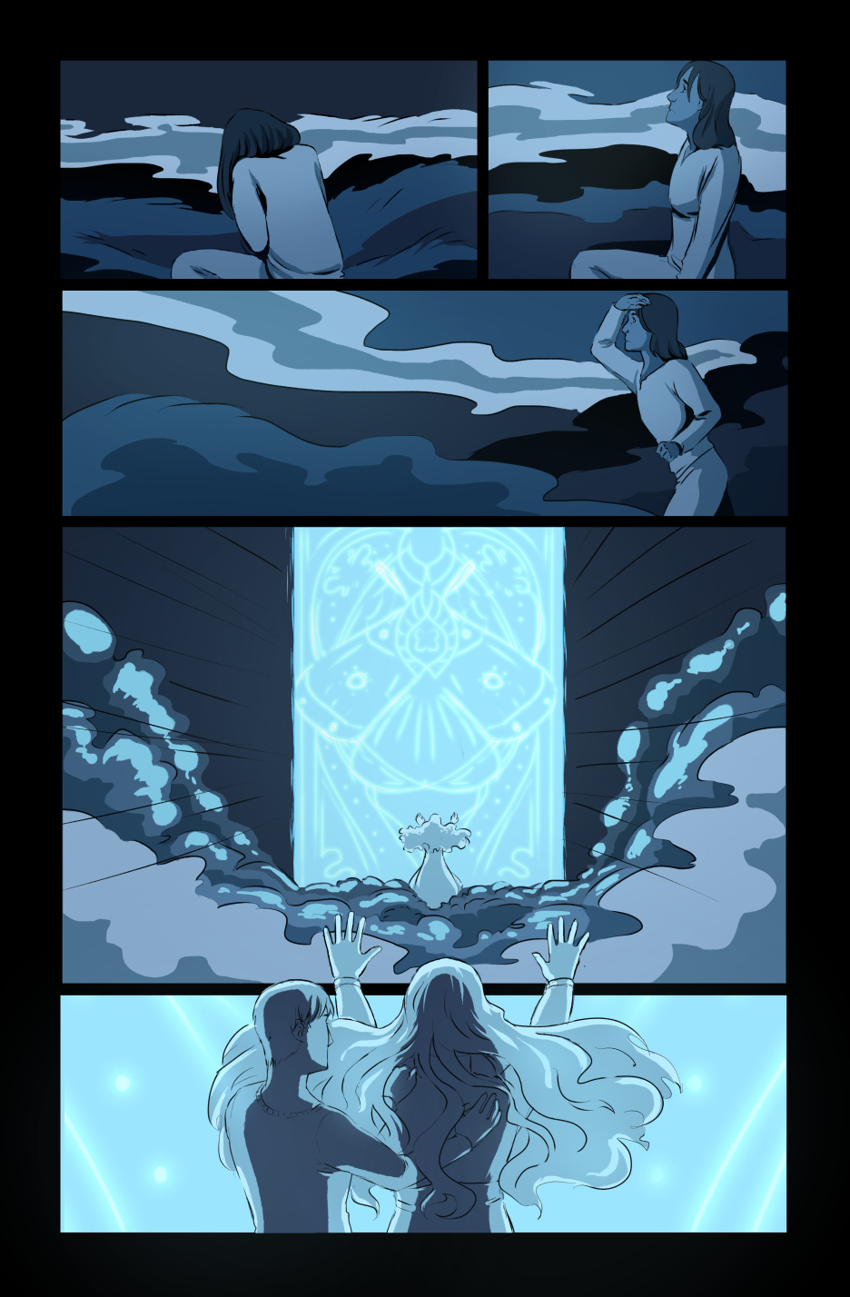 The Woods Page 3