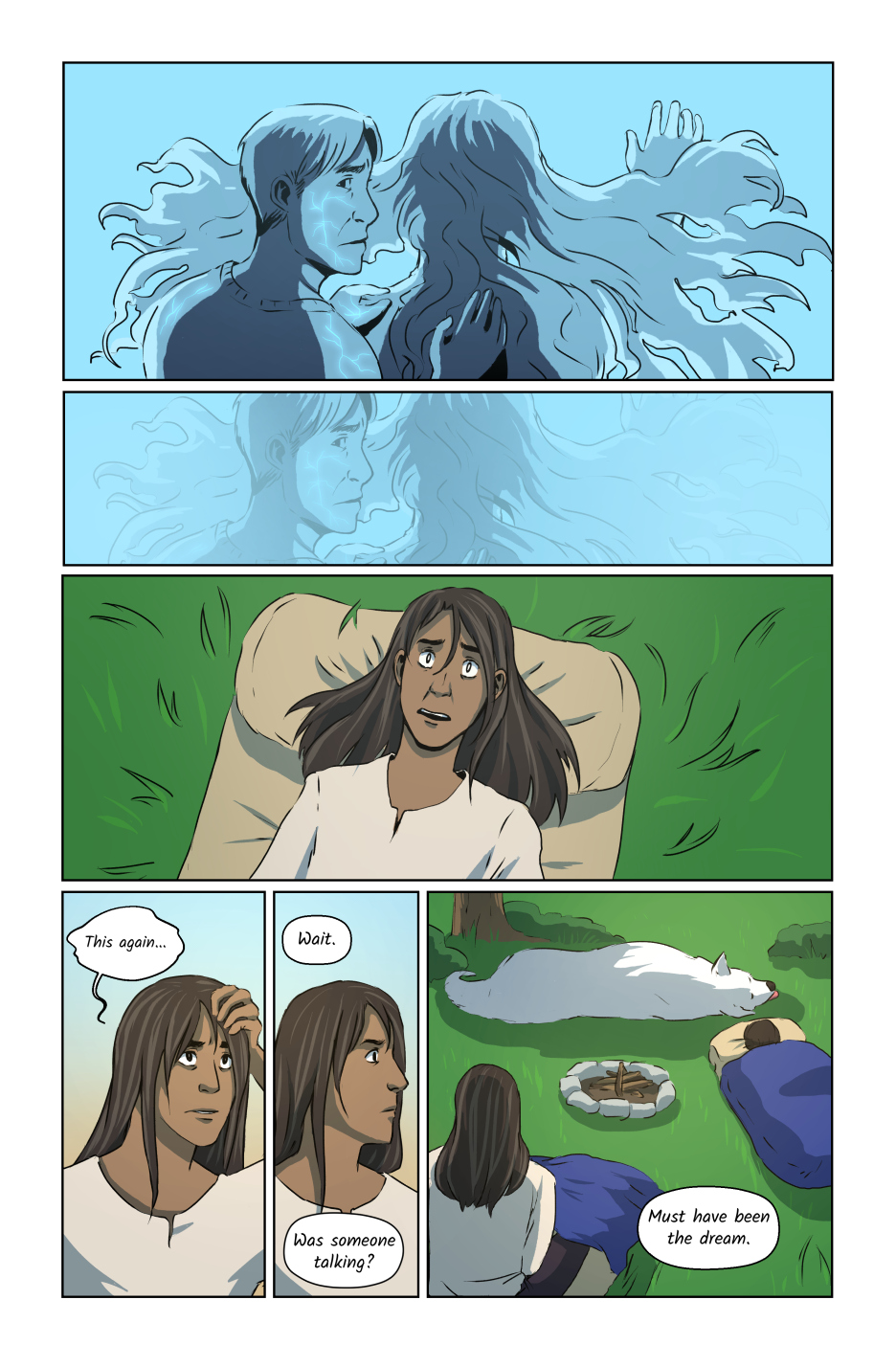 The Woods Page 4