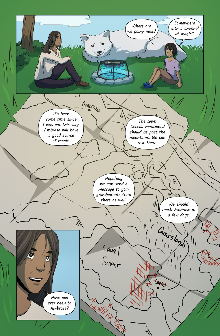 The Woods Page 5
