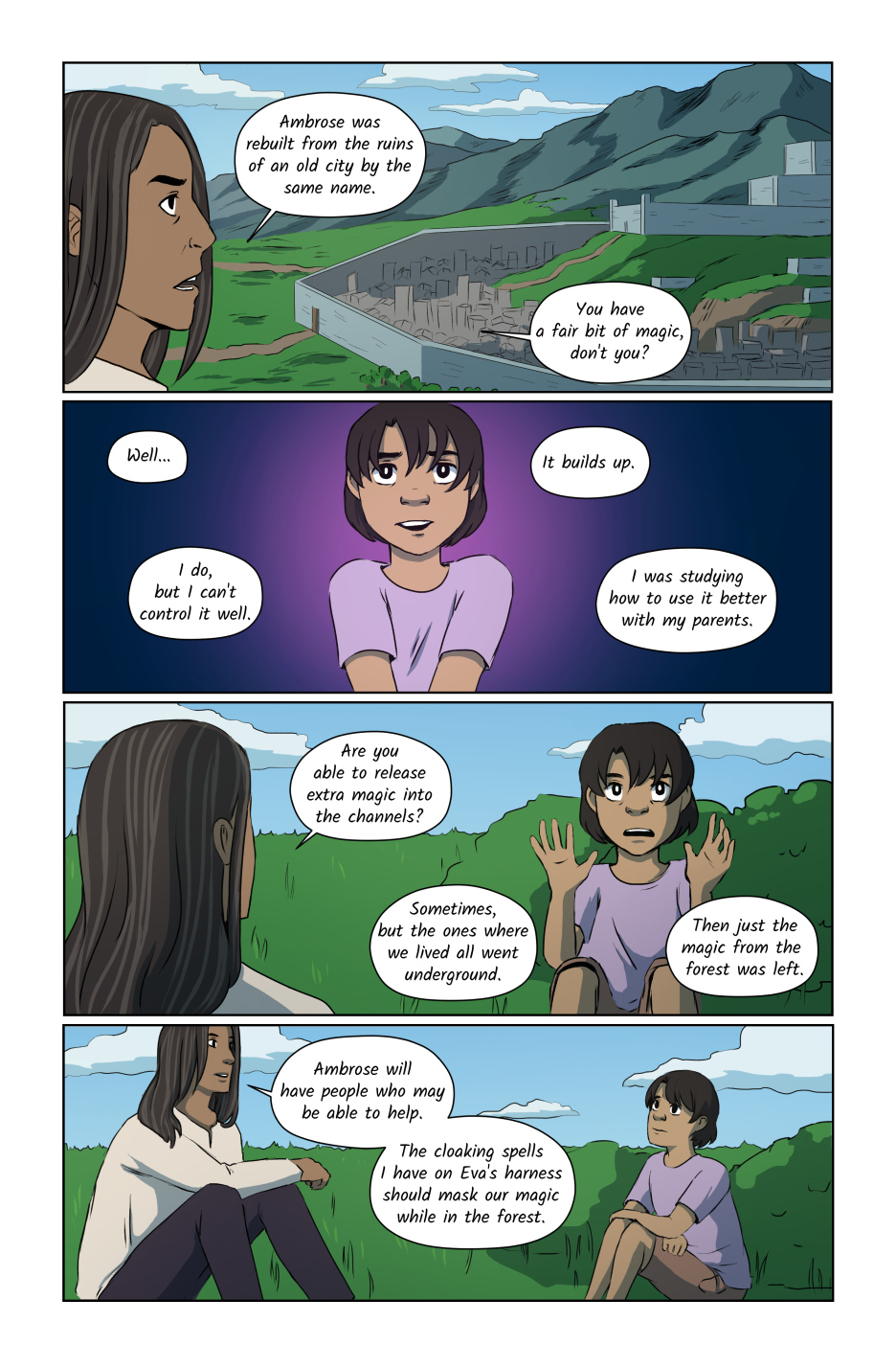 The Woods Page 6