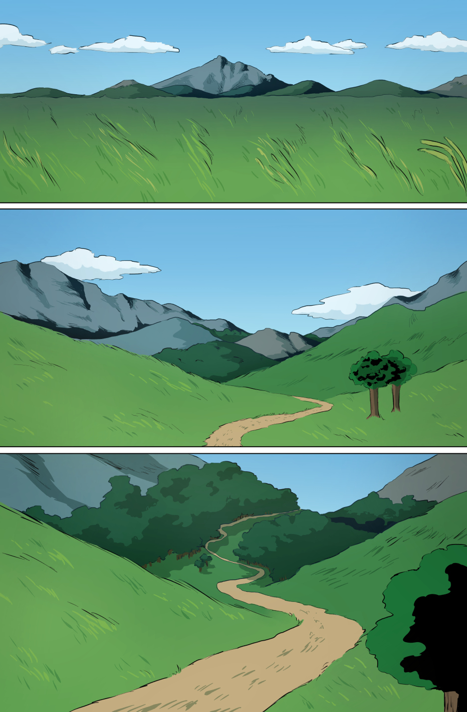 The Woods Page 7
