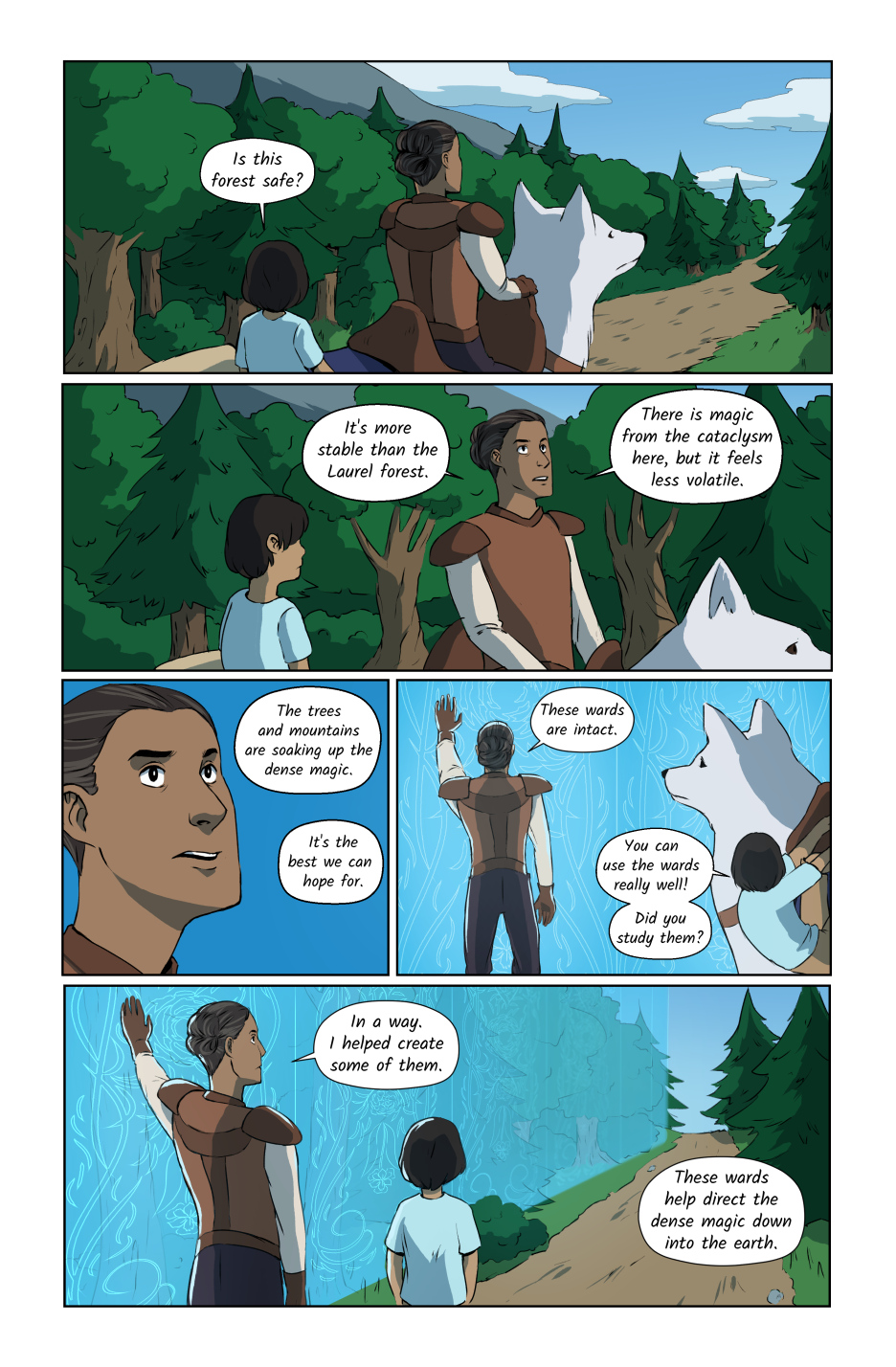 The Woods Page 9